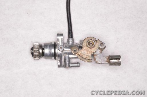polaris scrambler 90 50 atv engine oil pump piston cylinder