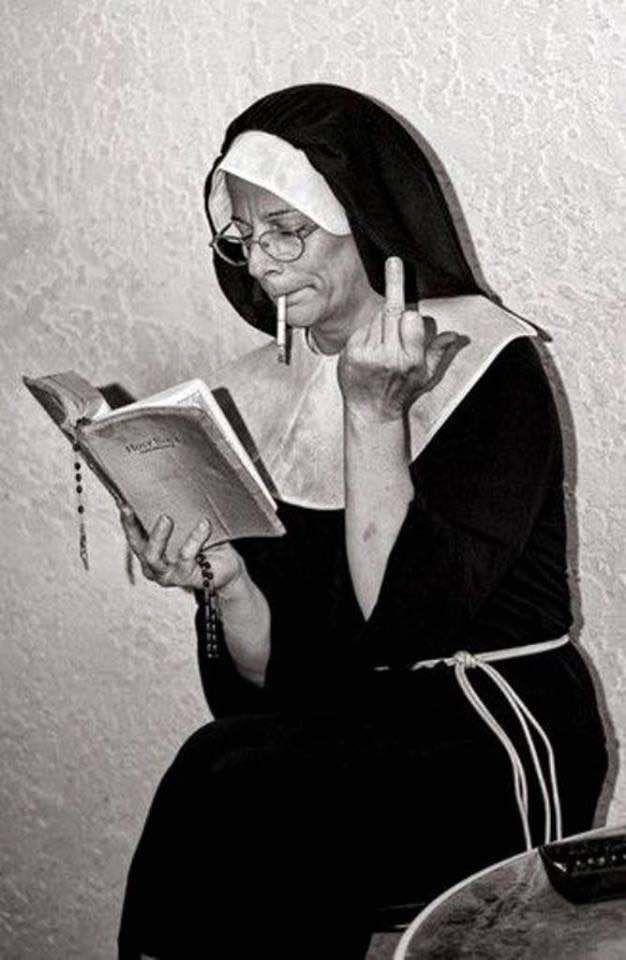 the nun canterbury tales