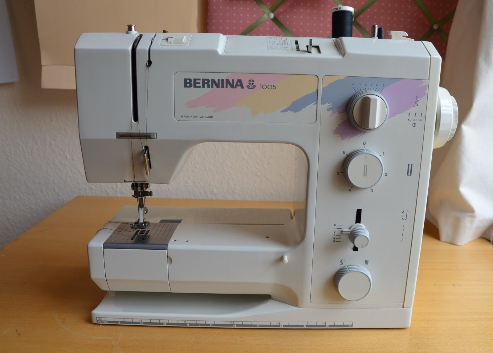 Bernina 1005 Sewing Machine There are a wide variety of sewing ...