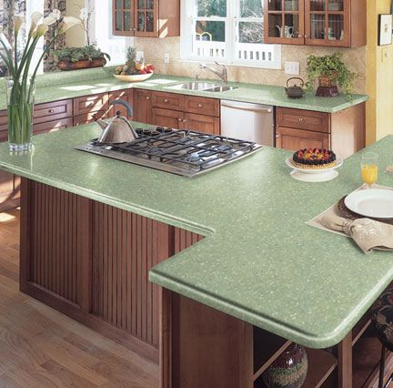 LG Sea Foam Green Counters. This Is The Color Iu0027m Favoring For The
