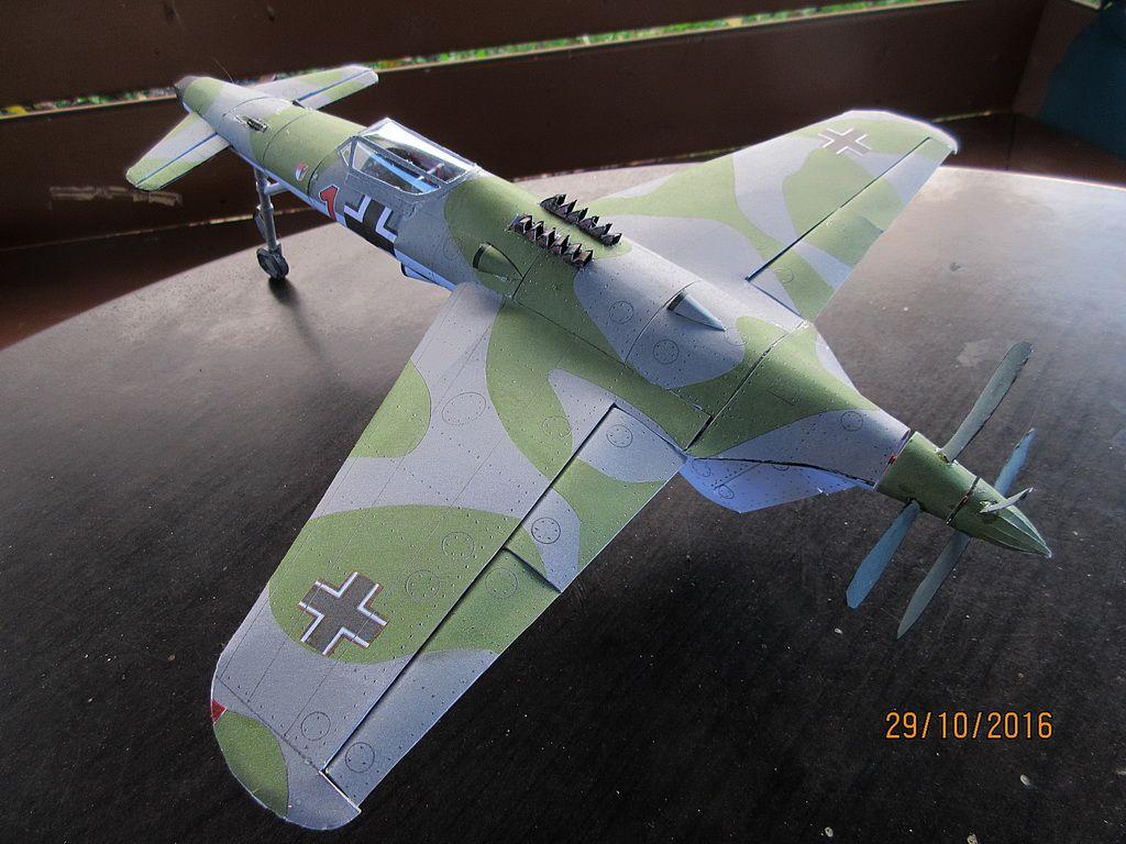 Henschel P75 1 33 Modellbauseite Aile Volante Aile