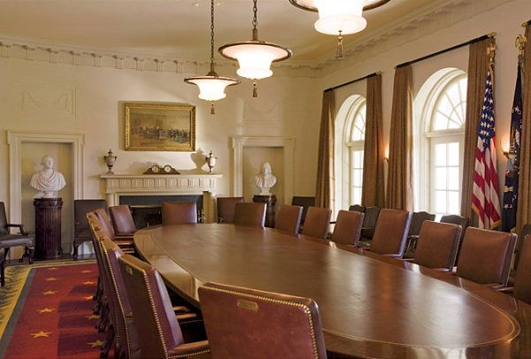 Great White House Cabinet Room