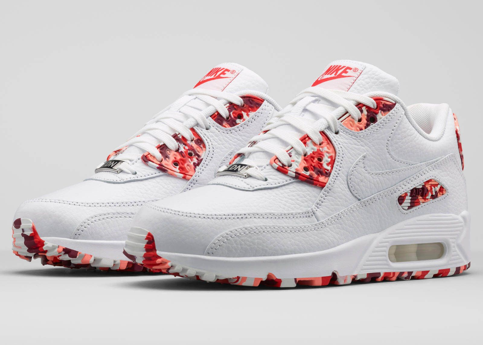 Air Max 90 – City Pack (Londres - Eton Mess) #fridom #nike