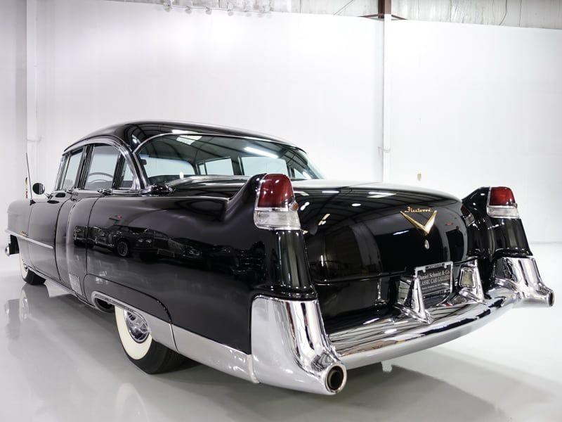 Pin på Cadillac 1954