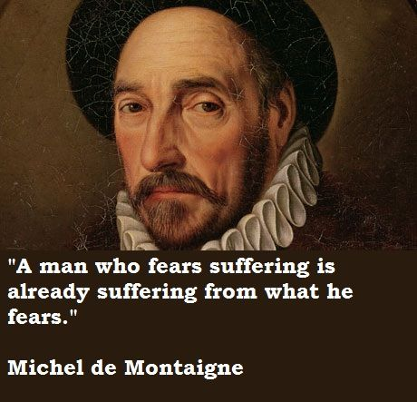 Image result for montaigne quotes