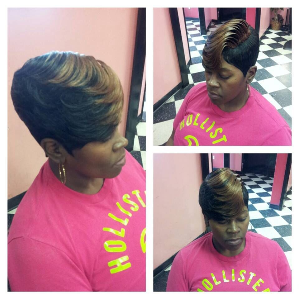 Cute quickweave hair styles pinterest quick weave hair style