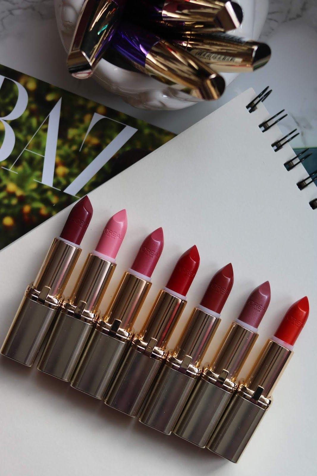 LOreal pro matte gloss | Loreal paris makeup, Loreal