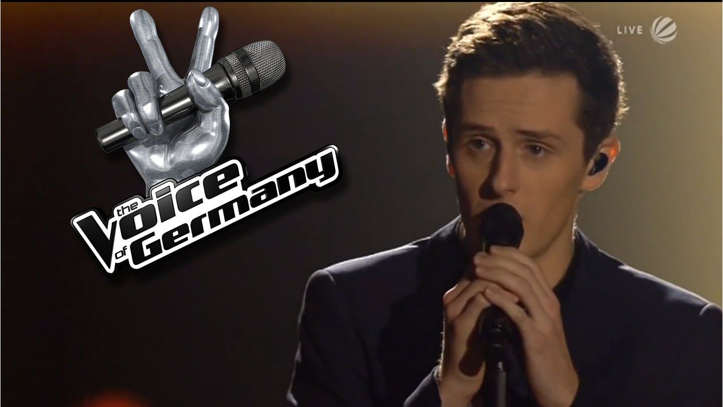 chris schummert the singer single the voice of germany 2013