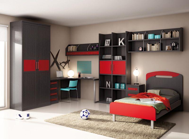 dormitorios juveniles - Buscar con Google | Dormitorios | Pinterest ...