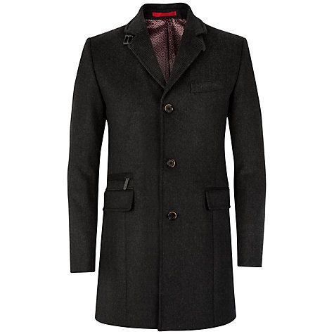 e41d4c60b Buy Ted Baker Mormont Wool Mix Coat