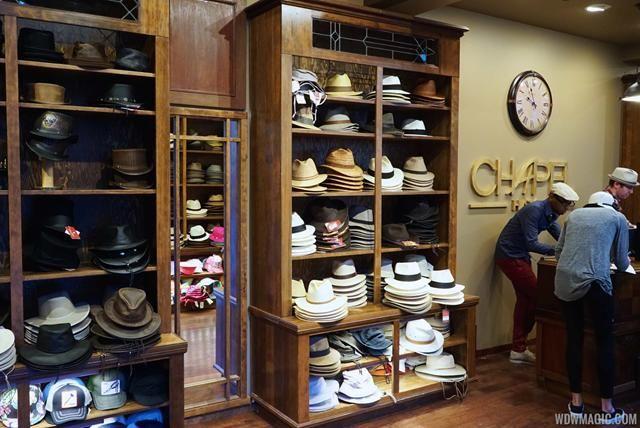 Chapel Hats News Hat Stores Store Interior Disney Springs
