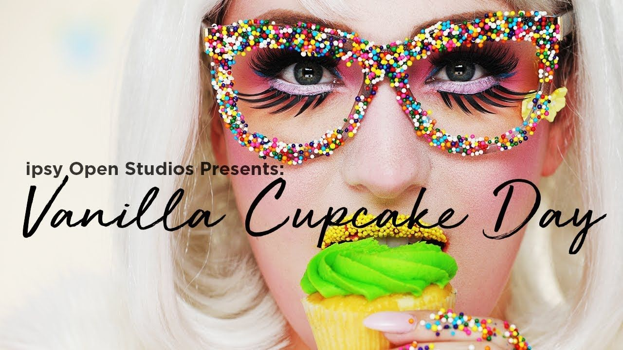National Vanilla Cupcake Day feat. Glam N Anne ipsy Open