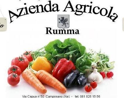 Azienda Agricola Rumma Camposano (NA) Idee alimentari