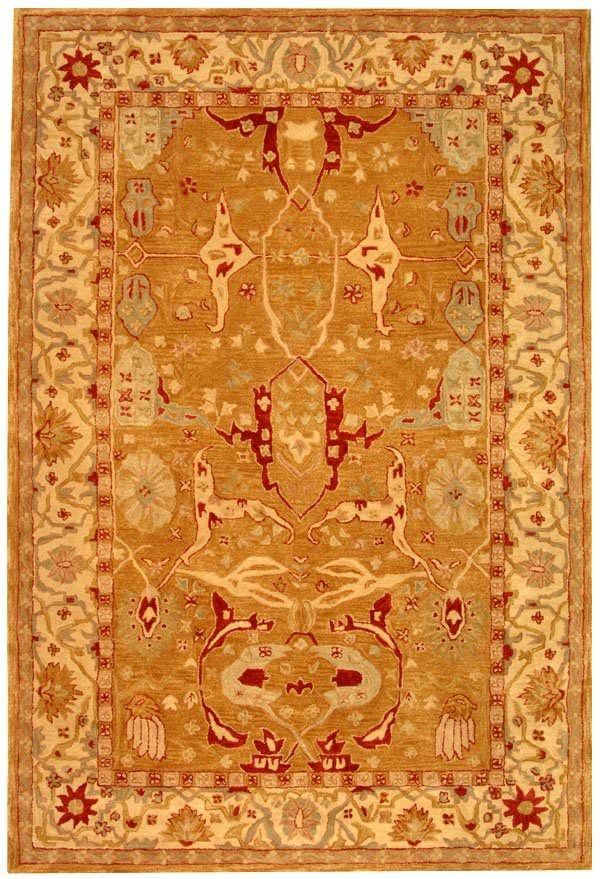 Anatolia Collection Brings Old World Sophistication And Quality In New Tufted Rugs This Captures