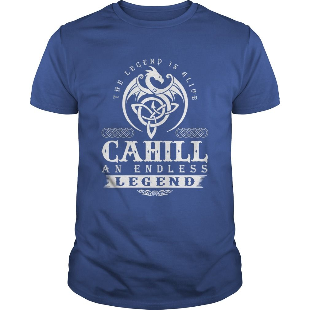 The Legend Is Alive CAHILL An Endless Legend