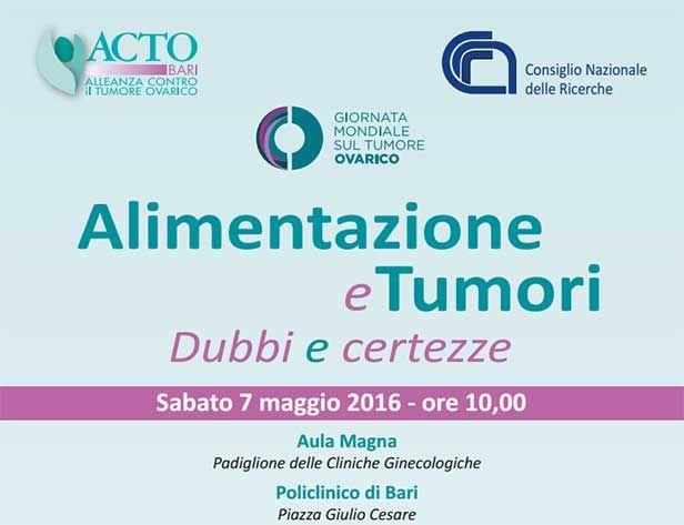 BLUDONNA: I cibi migliori per prevenire il tumore ovarico e ...