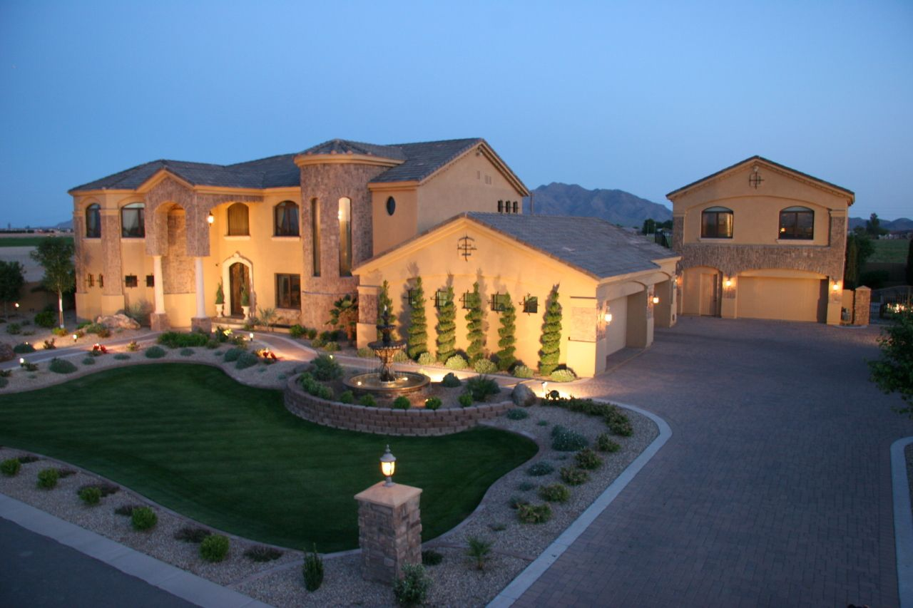 Luxury homes exterior - Cheat Sheet Quarterly Taxes In 7 Steps