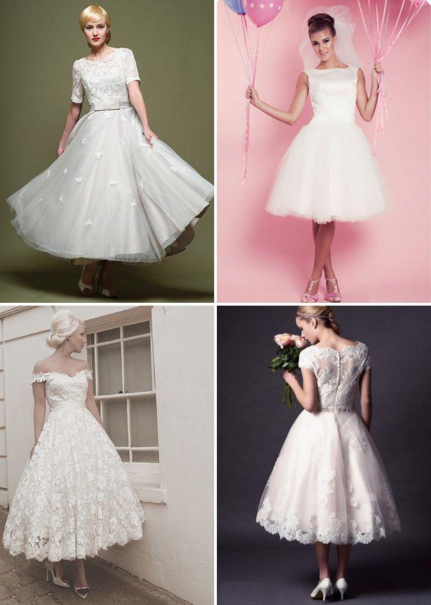 Where to find vintage wedding dresses | www.onefabday.com #weddingdress #bridal #wedding