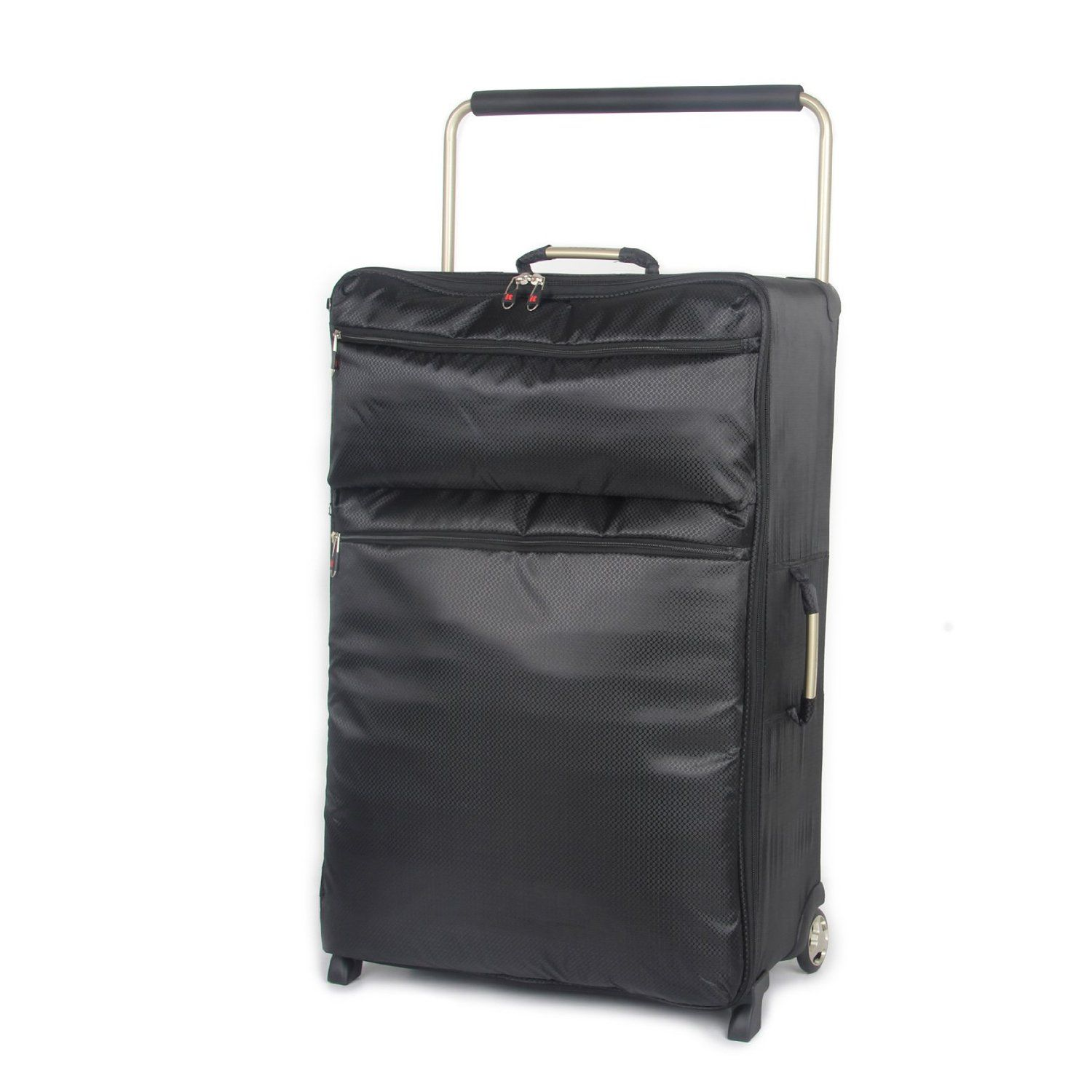 IT Luggage Black Extra Large 84cm/30