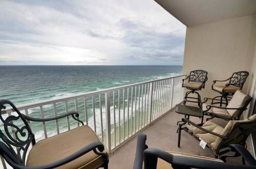 Tidewater 1808 Condo Panama City Beach Florida Located 900 Metres From Russell Fields Pier In Panama City Beach This Air Con North America Hotels Panam