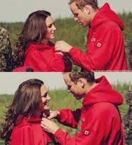 Image result for Prince william and Kate in Canada