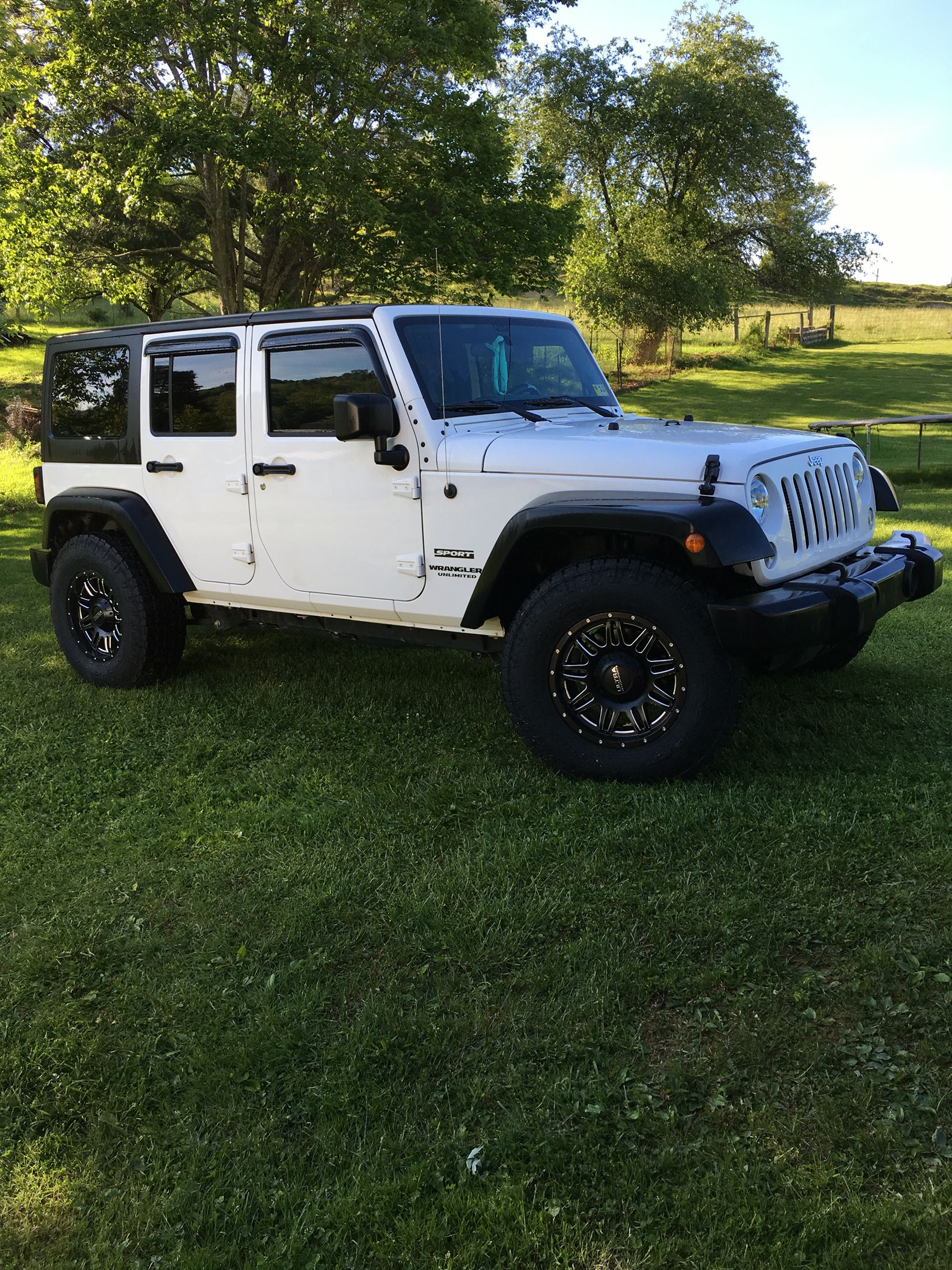 33 Tires On 17 Rims : tires, Unlimited, Wrangler..., 17