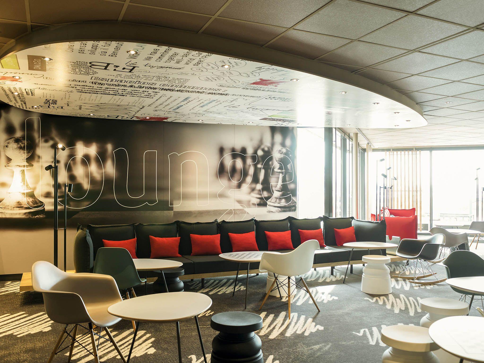 Hotel Ibis Schiphol Amsterdam Airport Cafe Restaurant Home