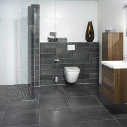 Badkamer wit met grijs gecombineerd Door pewe badkamer ideeen ...