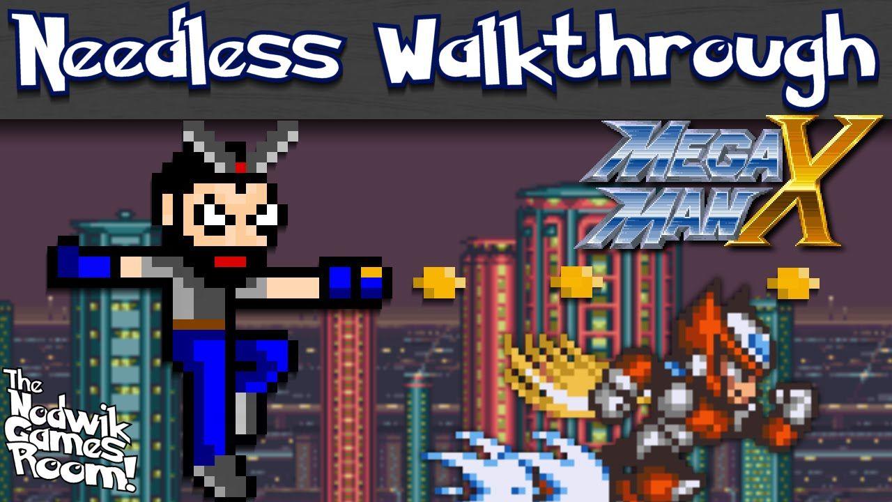 Needless Walkthrough 1 Megaman X Games