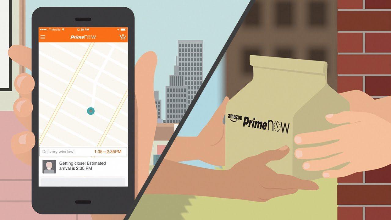 Amazon lancia Prime Now, consegne in un ora a Milano - http://www.tecnoandroid.it/amazon-lancia-prime-now-consegne-in-un-ora-a-milano/ - Tecnologia - Android