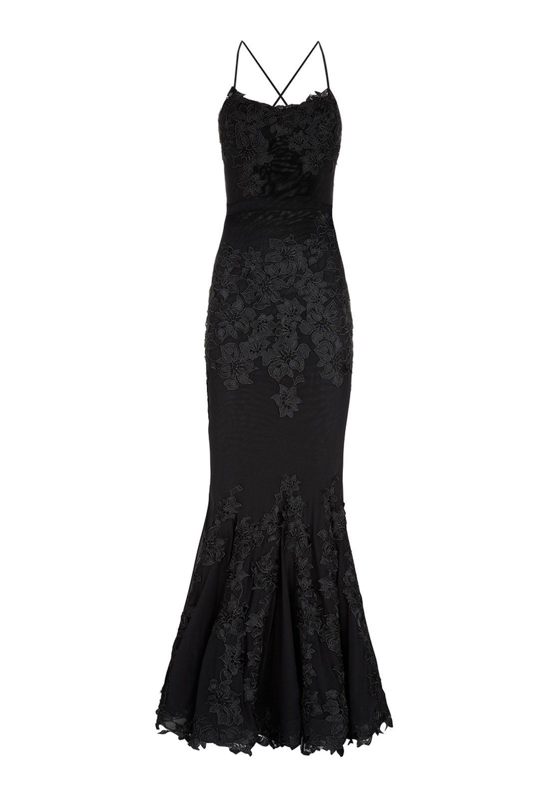 Forever unique porsia dress in black midnight hour pinterest