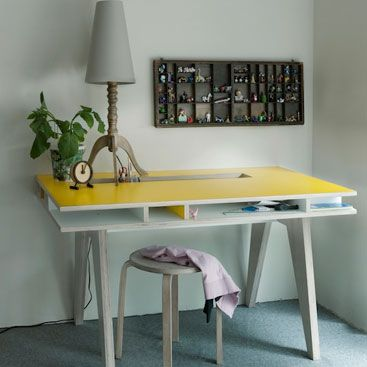 Must have desk from Buisjes en beugels