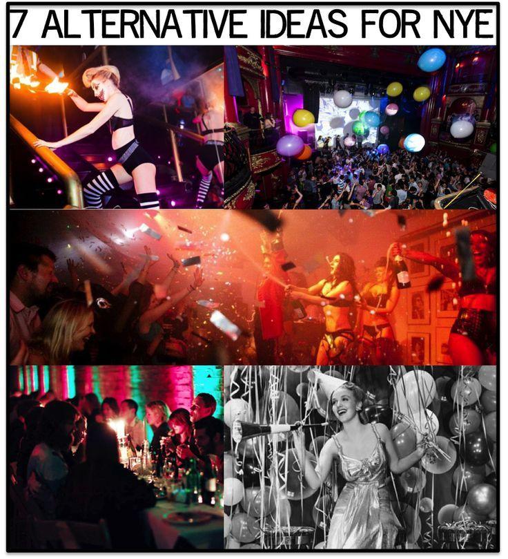 7 Alternative Ideas for NYE 2014 >> ow.ly/FAIpI #NYE #New ...