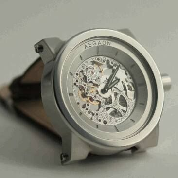 Finally Estonia S First Watch It S The Aegaon Watches Special