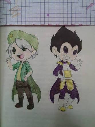 Willyrex and Vegetta 777 !!! | Animacion