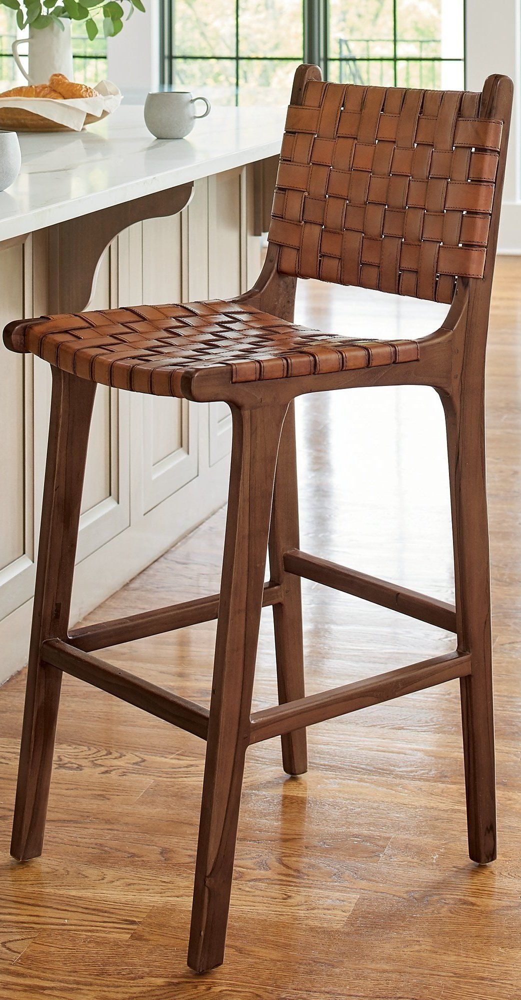 Augusto Low Back Bar Counter Stool Grandin Road Counter Stools Stool Kitchen Stools