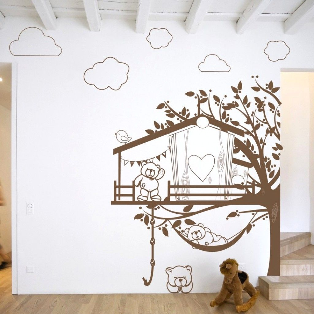 201 Stickers Salle De Bain Leroy Merlin Decoration Murale Chambre Bebe Decoration Chambre Bebe Decoration De Chambre D Enfant