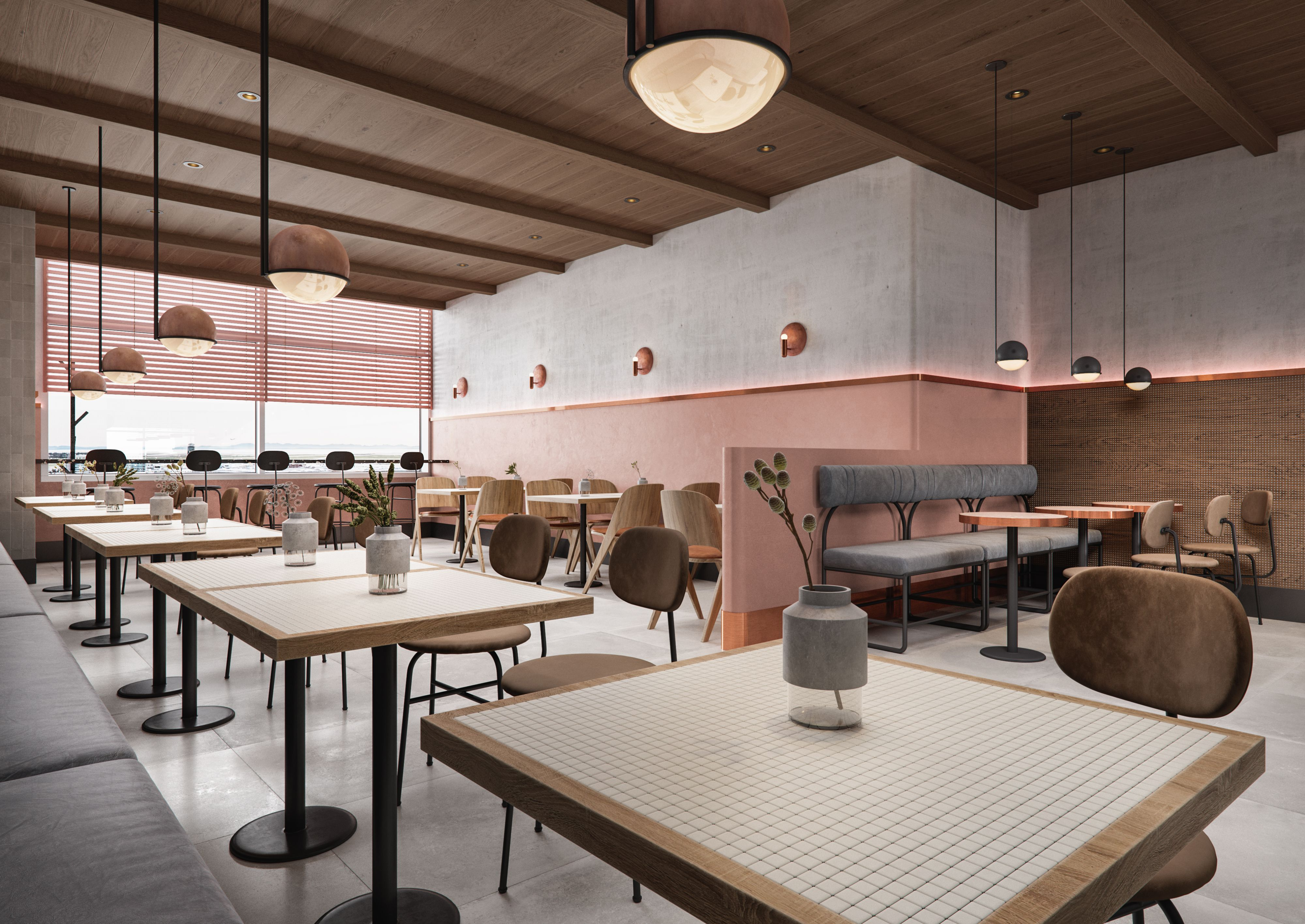 Coffee Shop Interior Design By Asthetiquegroup With Images