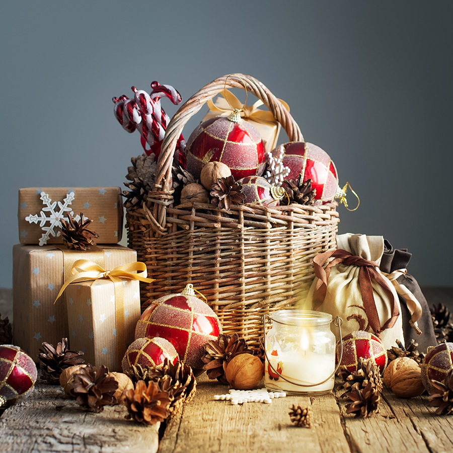 make your own christmas food hamper save money and impress your loved one with truly
