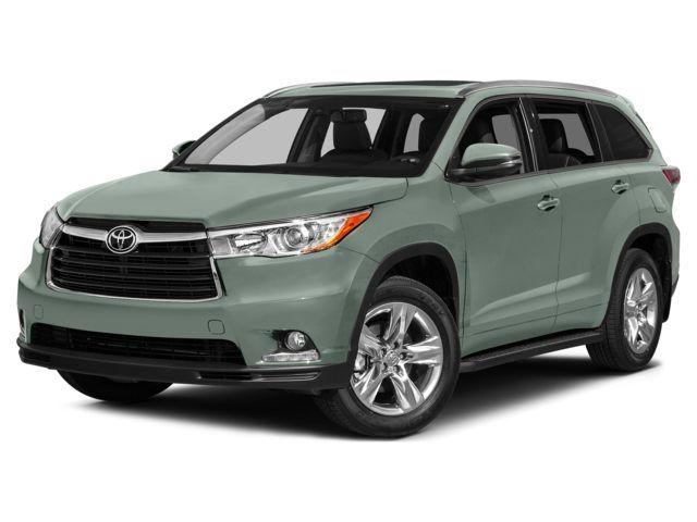 2015 Toyota Highlander Suv Dallas Enterprise Car Rental