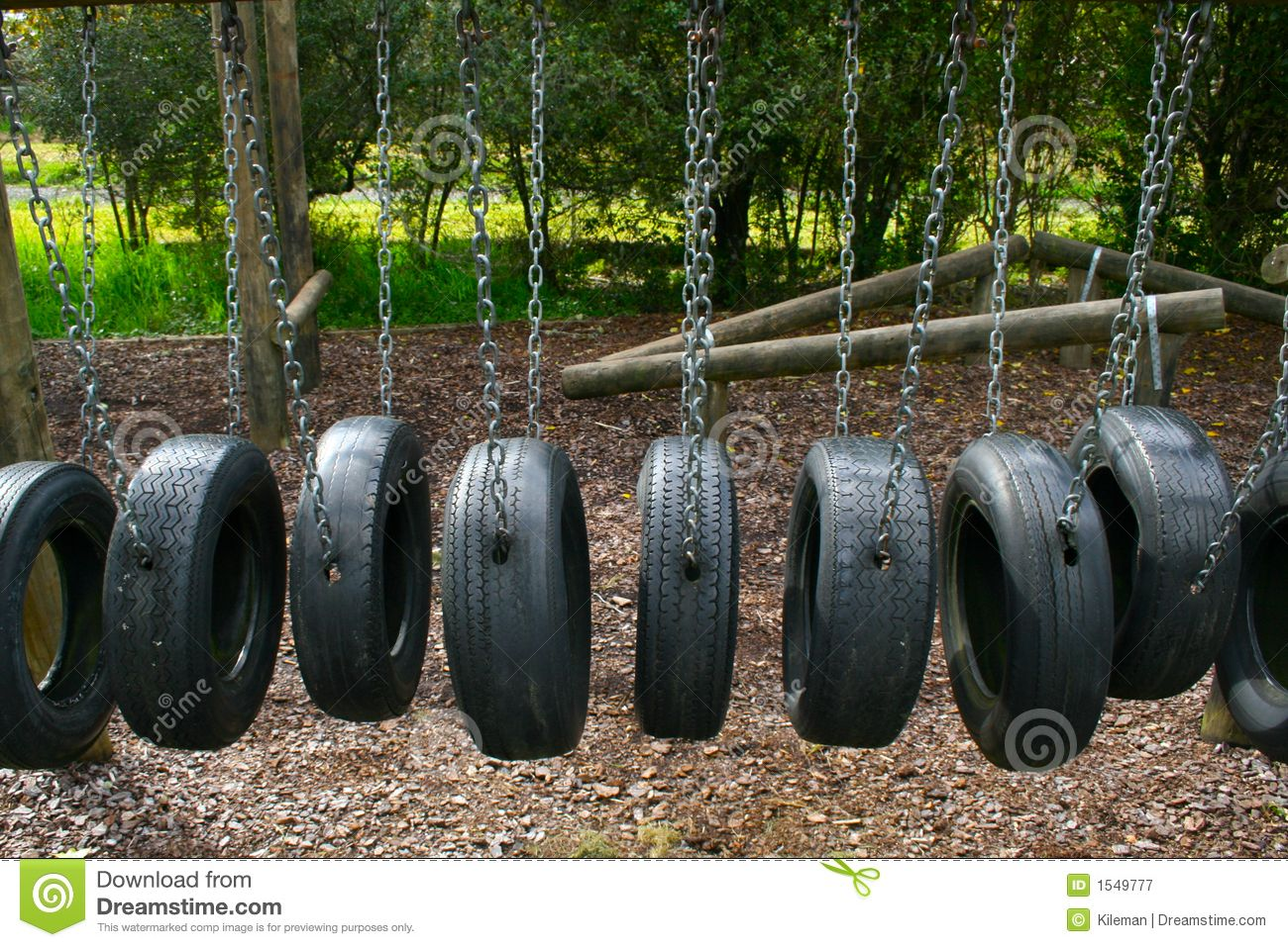 HOW TO BUILD AN OBSTACLE COURSE In This Project Old Tires Are Recycled Into A