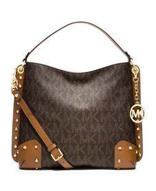 Medium Serena Shoulder Bag