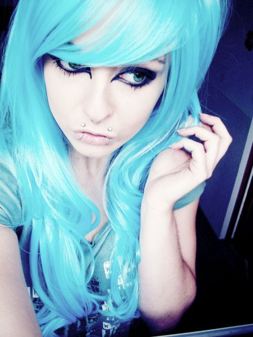 Prime 1000 Images About Awesome Hairstyles On Pinterest My Hair Short Hairstyles Gunalazisus