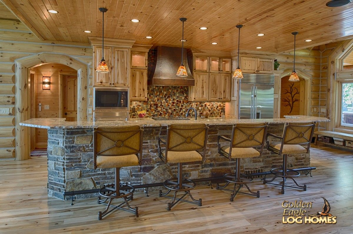Rustic one story rustic house plans with loft log home for Rustic home plans with loft