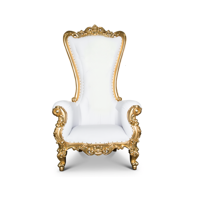 Brilliant Mythrone Absolom Roche Nouveau Chair Gold White In 2019 Gamerscity Chair Design For Home Gamerscityorg