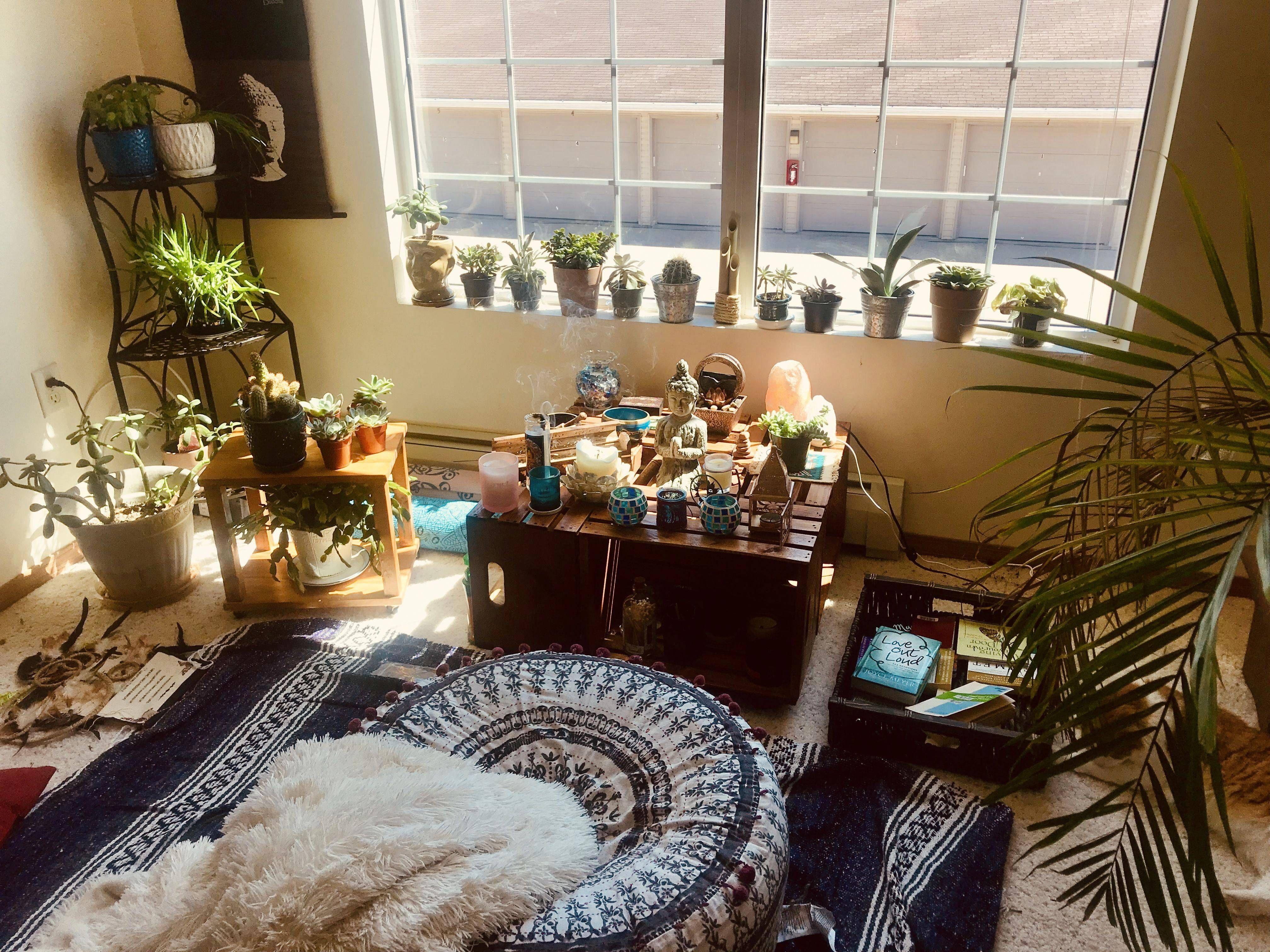 Designer Living Room Decorating Ideas Meditation Rooms Meditation Room Decor Meditation Room