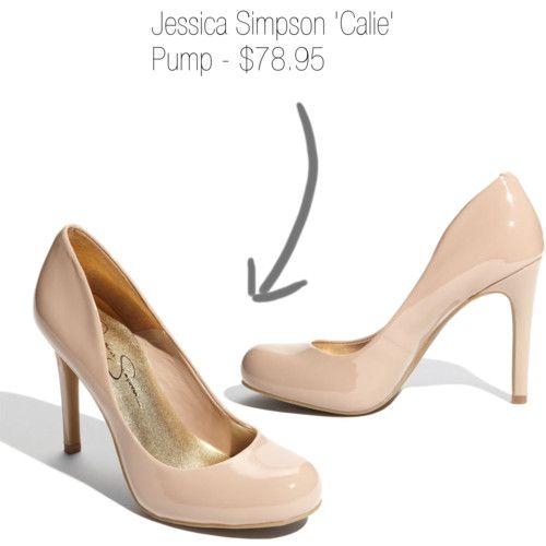 68a2efe8108 Jessica Simpson  Calie  Pump