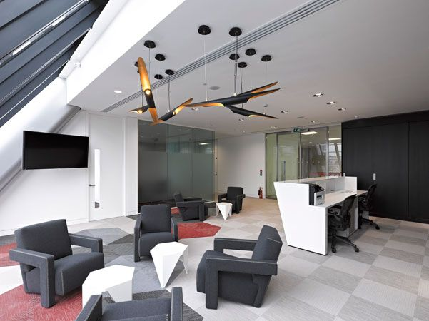 Jones Lang LaSalle London City Office | Dexter Moren Associates