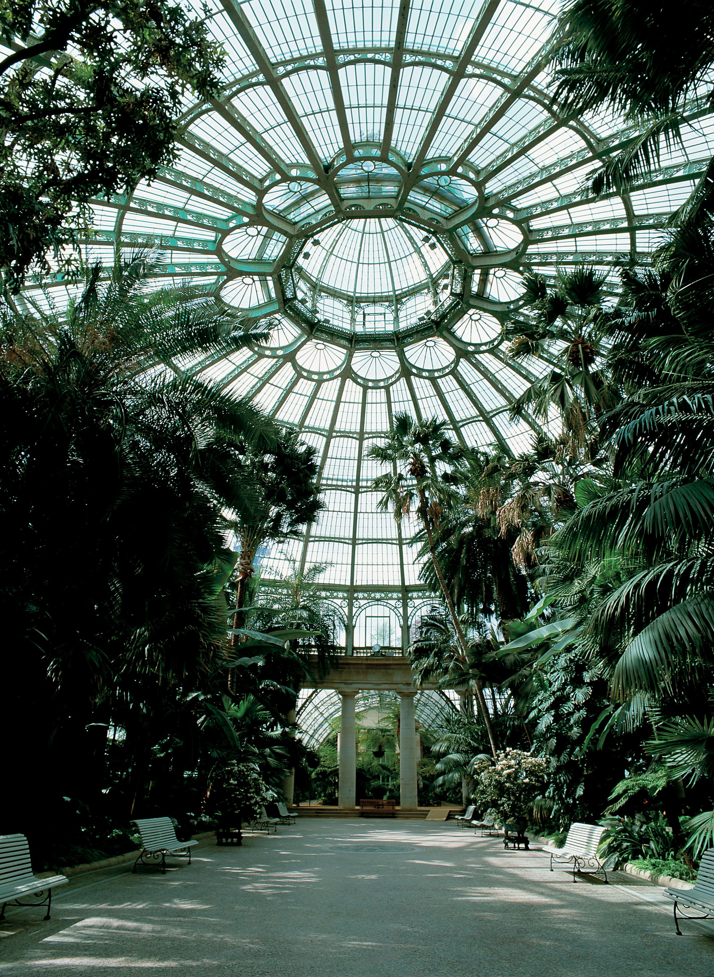 brussels dome royal greenhouse