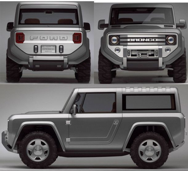 2015 Ford Bronco 2015 Ford Bronco Colors 2015 Ford Bronco